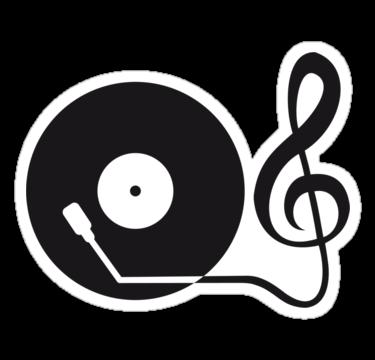 Music Sticker Clipart Best