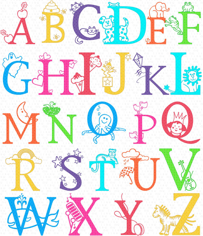 writing abc clipart