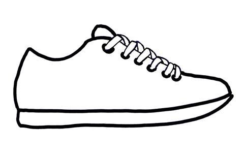 Outline Shoes - Quoteko.