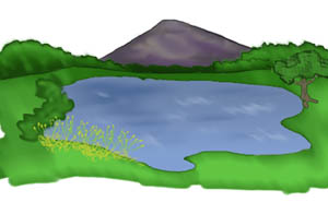 lake clipart - photo #6