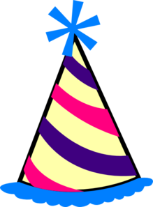 Birthday Hat Transparent Background - Free Clipart ...