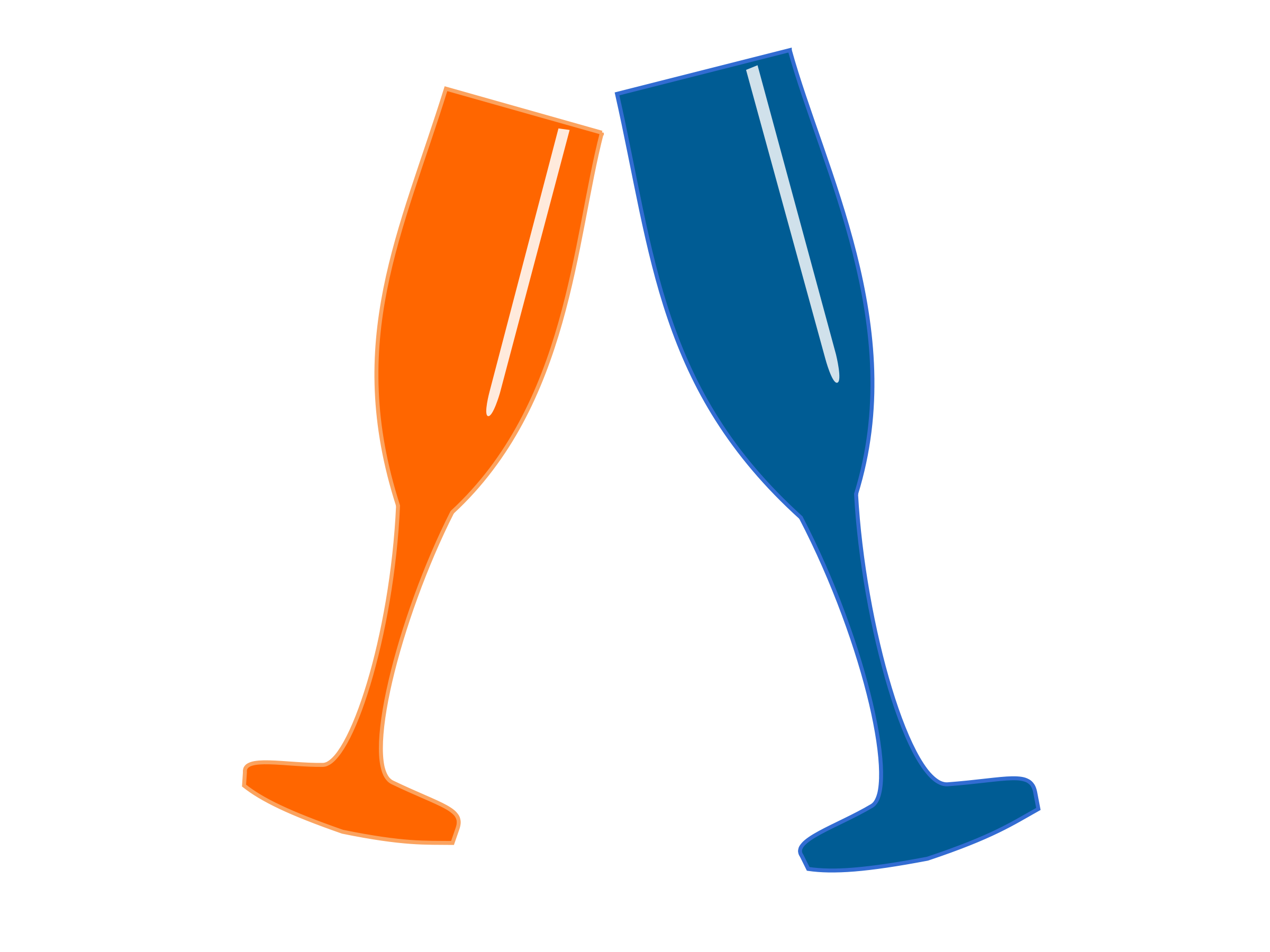 Champagne Flute Clip Art - ClipArt Best