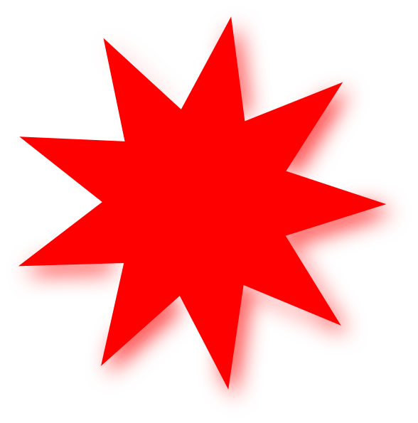 Red Star Picture | Free Download Clip Art | Free Clip Art | on ...