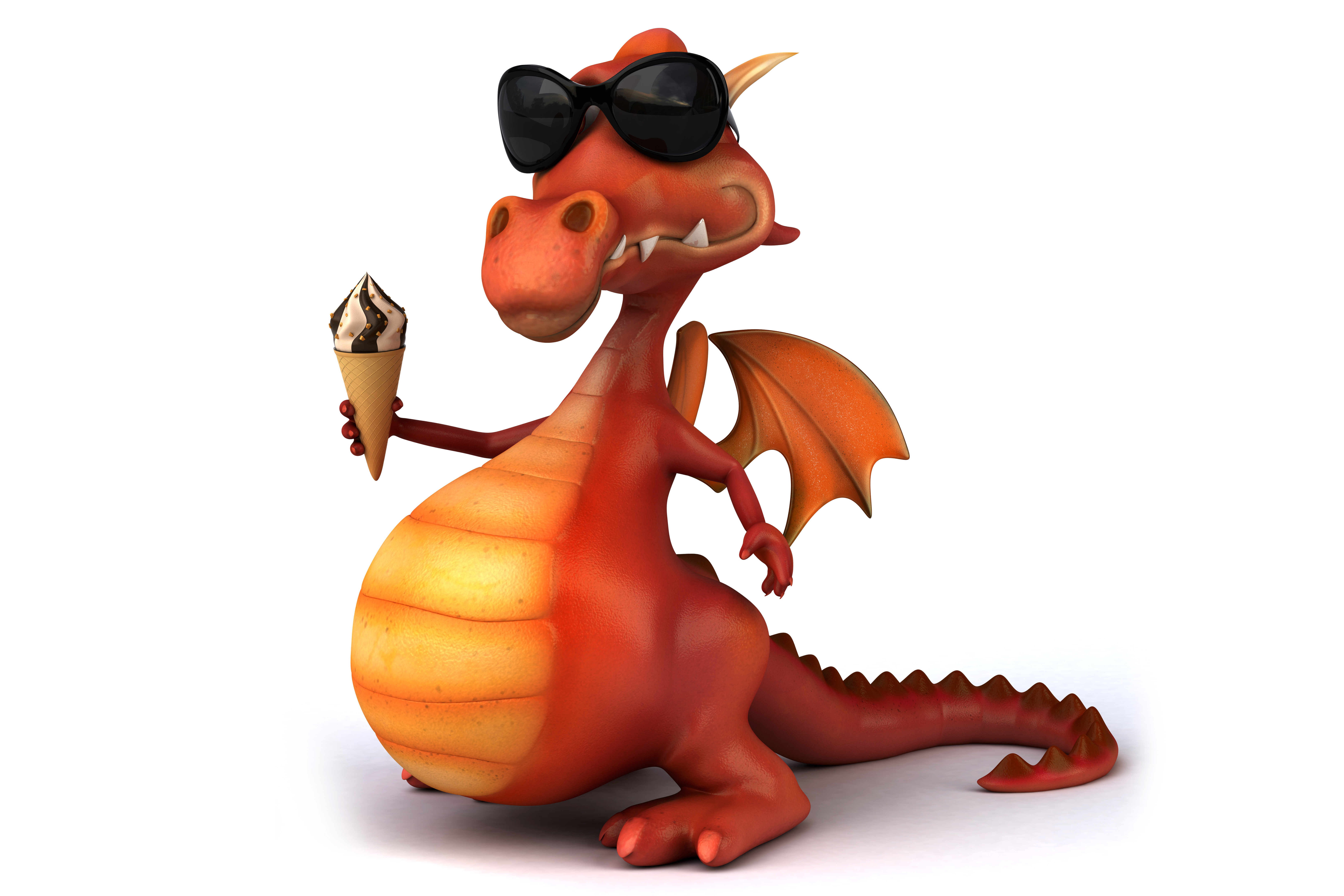 download funny 3d dragon - photo #7