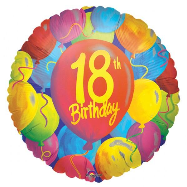 18th Birthday Clip Art