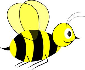 Cartoon Bee - ClipArt Best