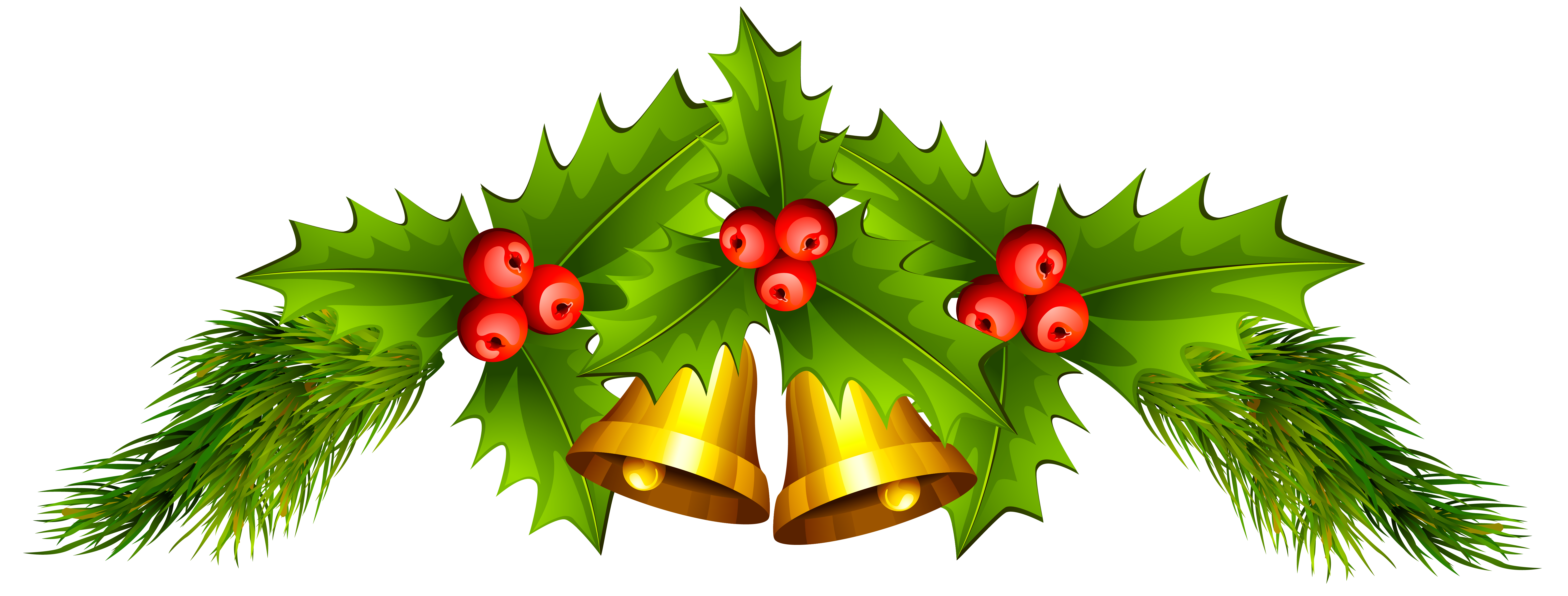 Images Of Christmas Bells - ClipArt Best