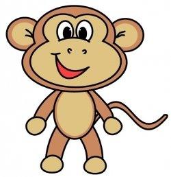 How To Draw a Monkey  StepbyStep