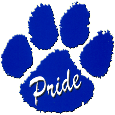Logos With Blue Bear Paw Clipart Best