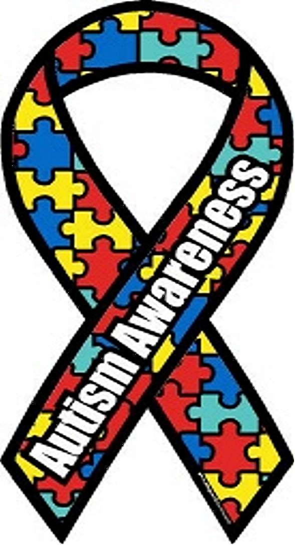 Pics For > Autism Ribbon Black And White - ClipArt Best ...