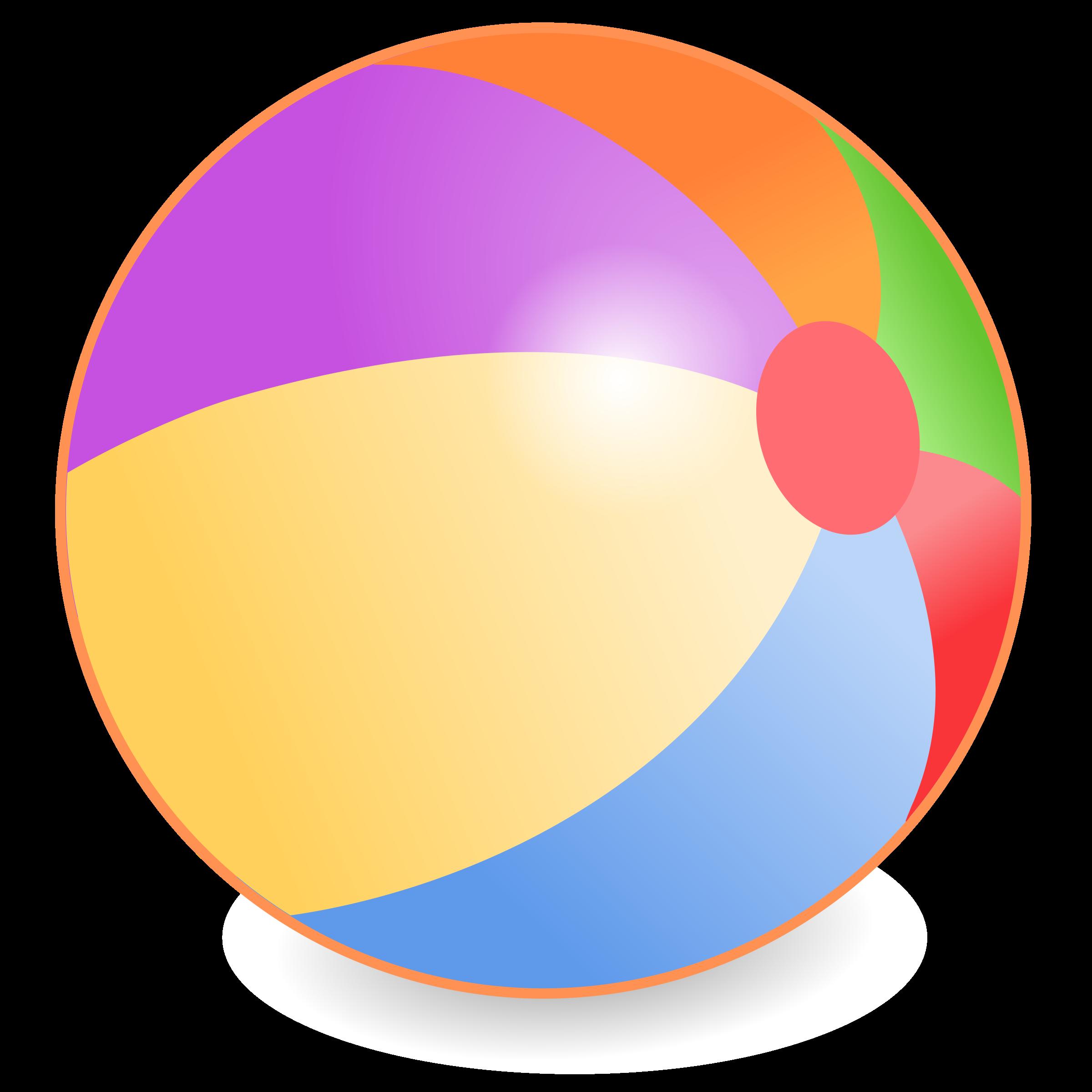 Beach Ball Drawing - ClipArt Best