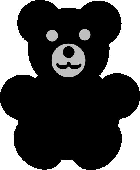 Clip Art Black Bear Clipart black bear clipart best silhouette clipart