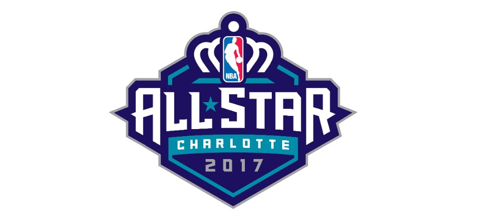 NBA All-Star 2017 logo crowns Charlotte for city's second NBA All ...