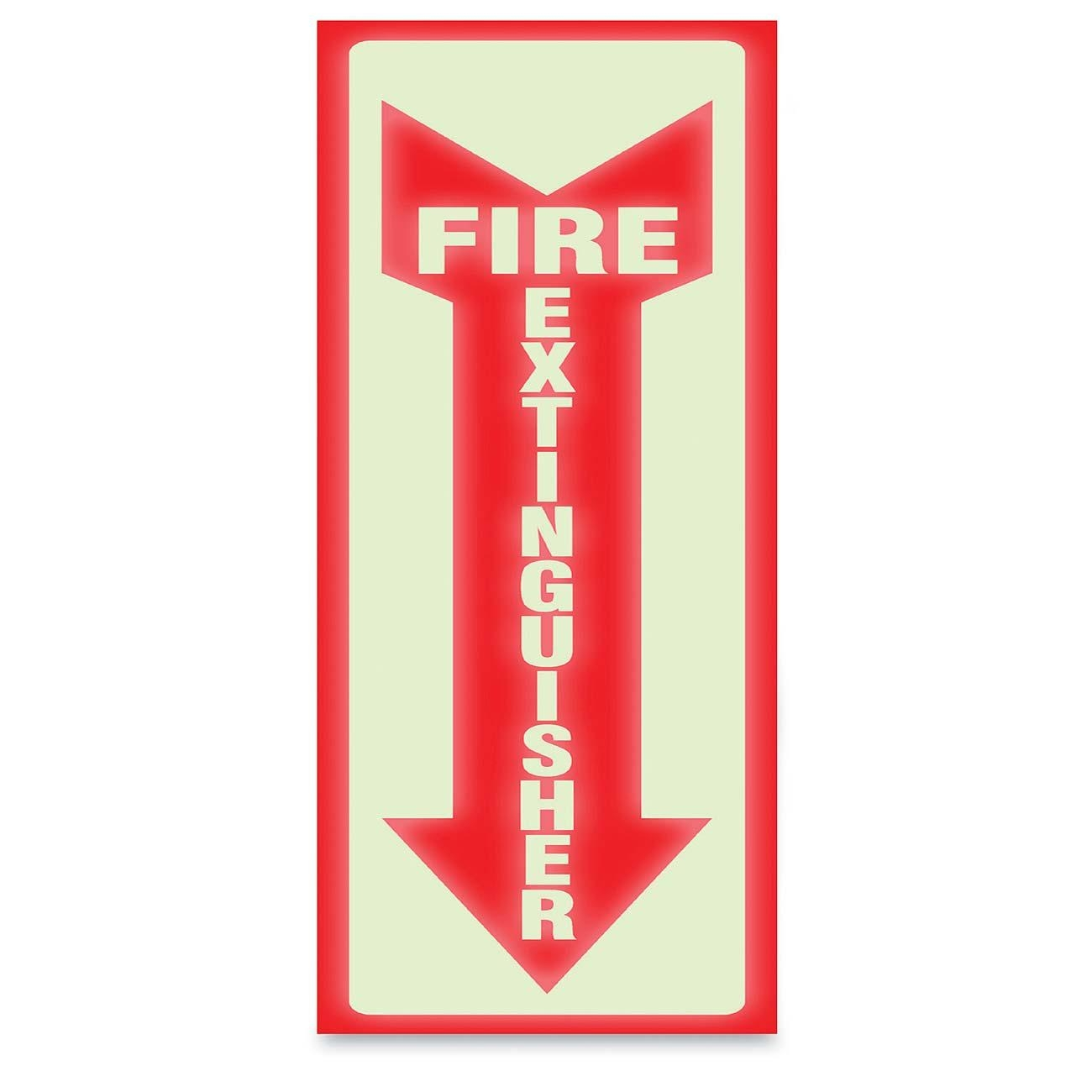 Printable Fire Extinguisher Signs - ClipArt Best