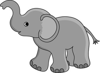 cartoon elephant wallpaper - photo #38