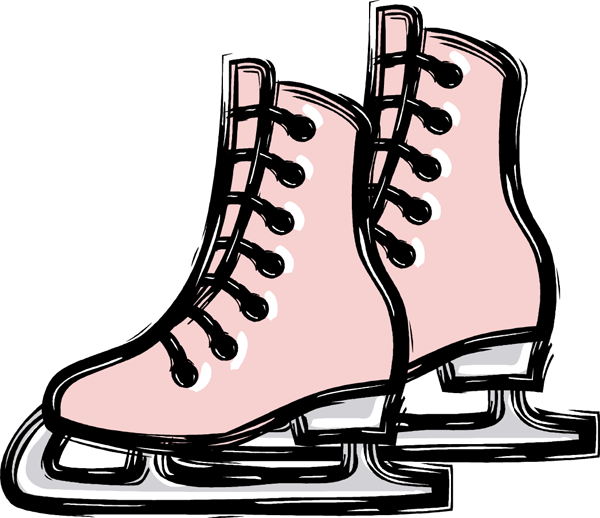 Pics Of Ice Skates - ClipArt Best