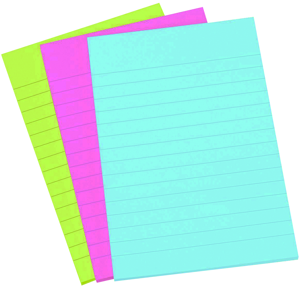 Avery UltraHold Sticky Note Pad - ClipArt Best - ClipArt Best