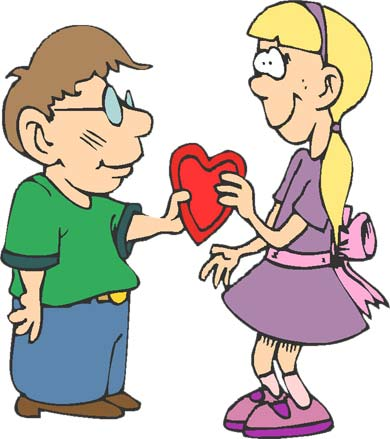 Free Animated Valentine Clipart - Valentine Animations