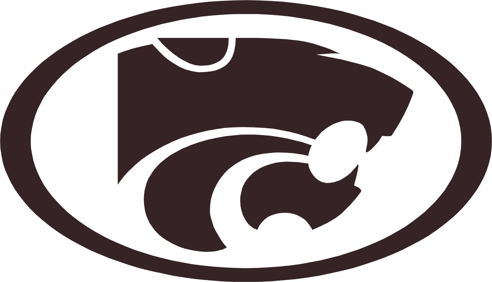 Best Photos of Kansas State Logo Clip Art - Kansas State Wildcats ...