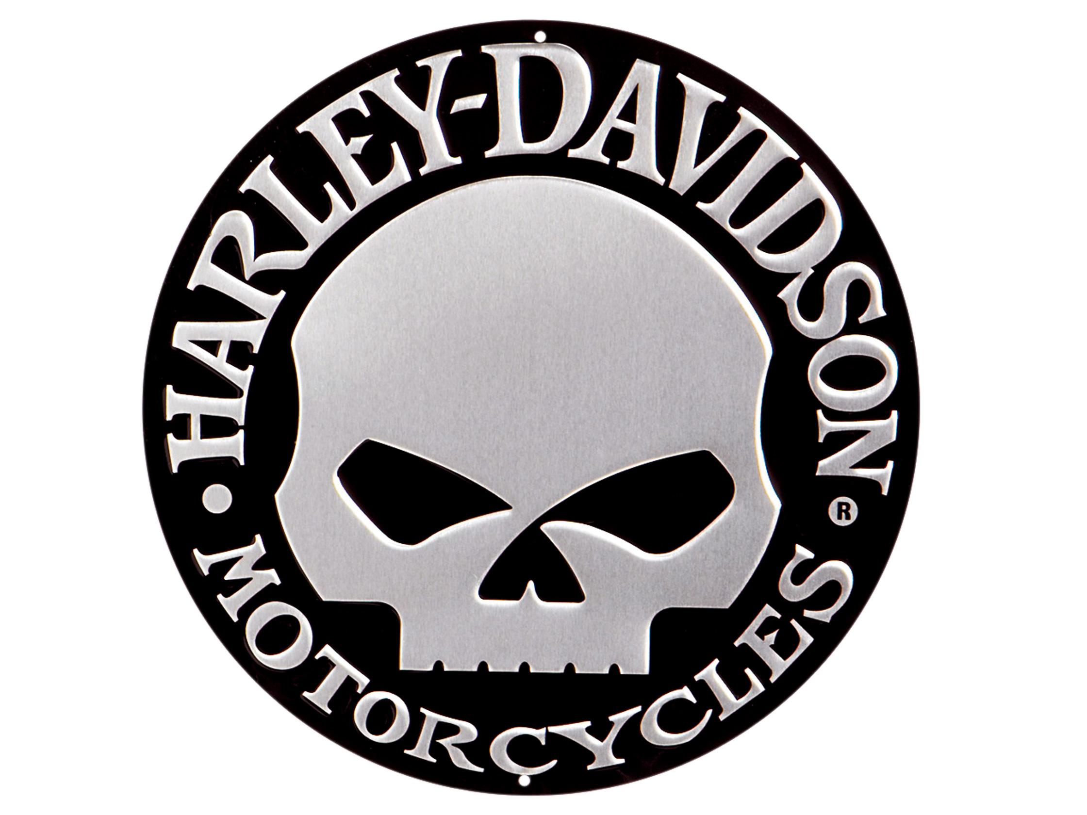 Clip Art Harley Davidson Logo - ClipArt Best
