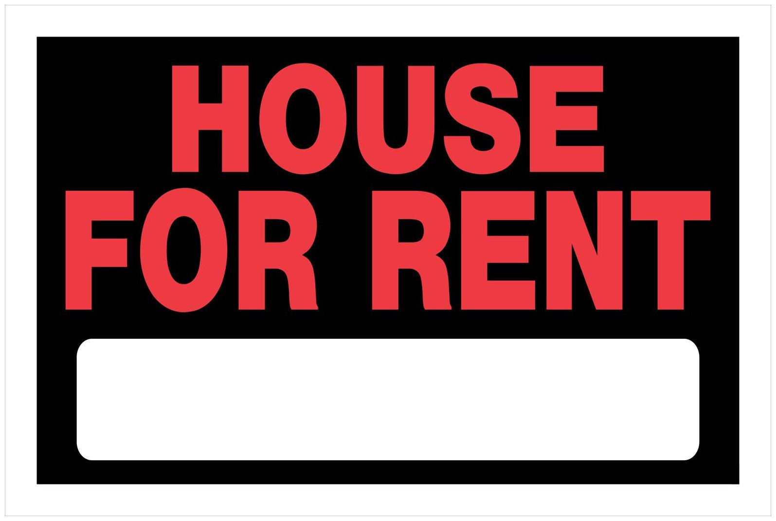 MAKE FREE For Rent Signs