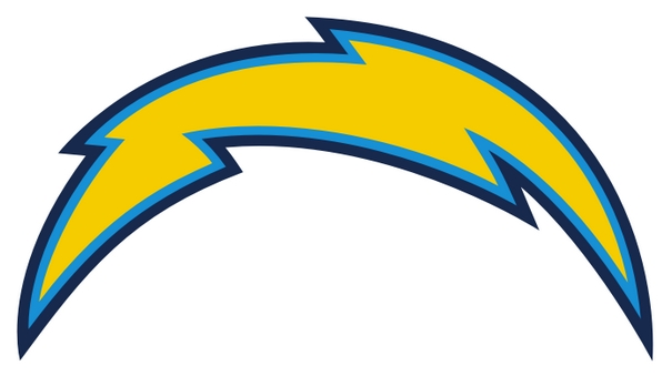 San Diego Chargers Logo Clip Art Free Download - ClipArt Best
