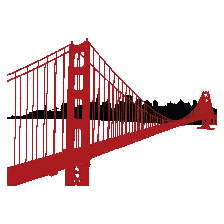Clip Art Golden Gate Bridge Clipart golden gate bridge clipart best tumundografico