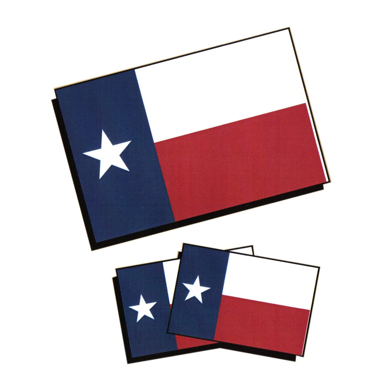 Texas Flag lapel pins and patches decals and more