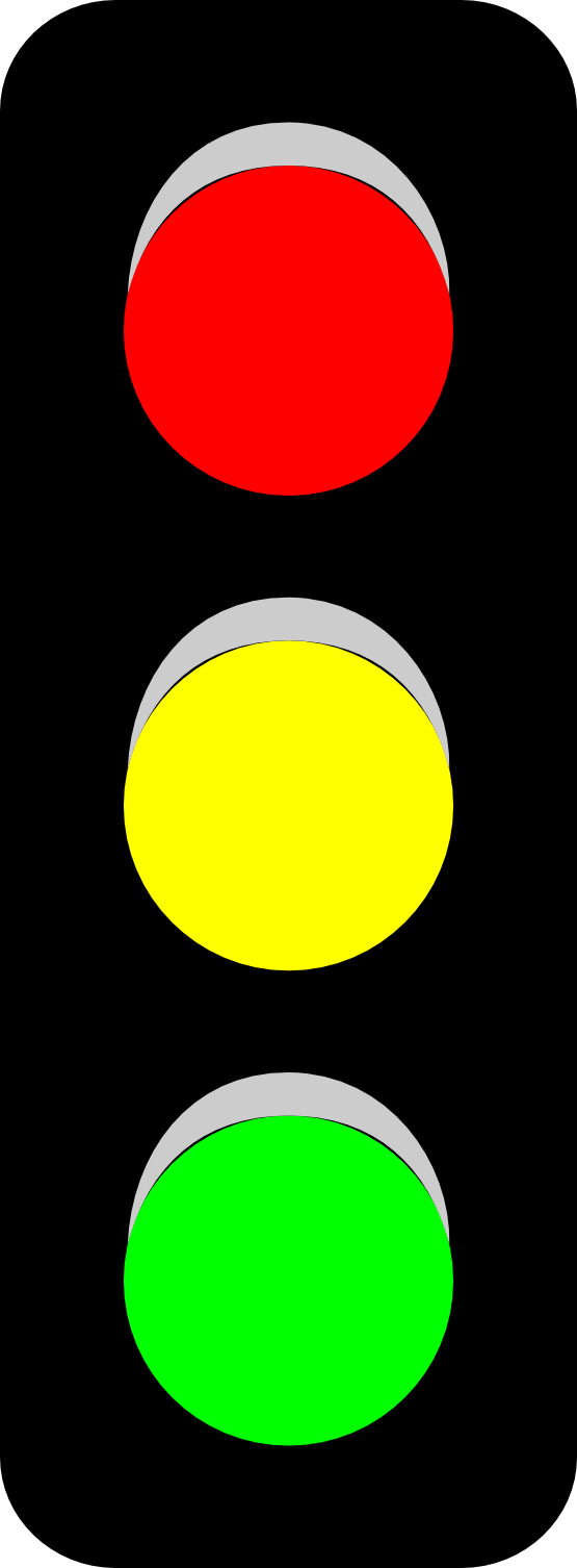 yellow traffic light clip artYellow Traffic Light Clip Art