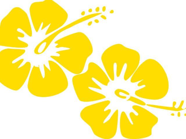 Luau Flower Clip Art - ClipArt Best