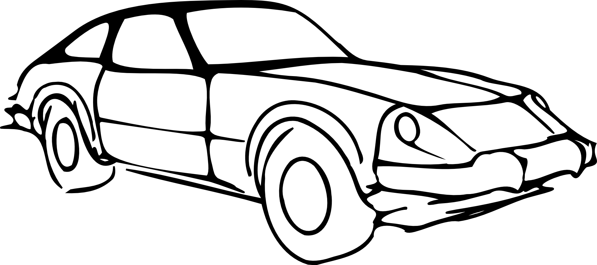 Line Drawing Vehicles : Car line drawing clipart best