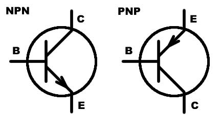 Symbol For Resistor in addition Npn Transistor Symbol together with Transistor Npn Bd139 besides Travelwild together with Pnp Transistor Clip Art 117880. on transistor art