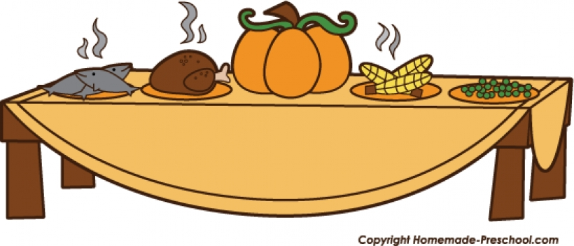 Clip Art Thanksgiving Feast Clipart thanksgiving feast clip art clipart best of food feast