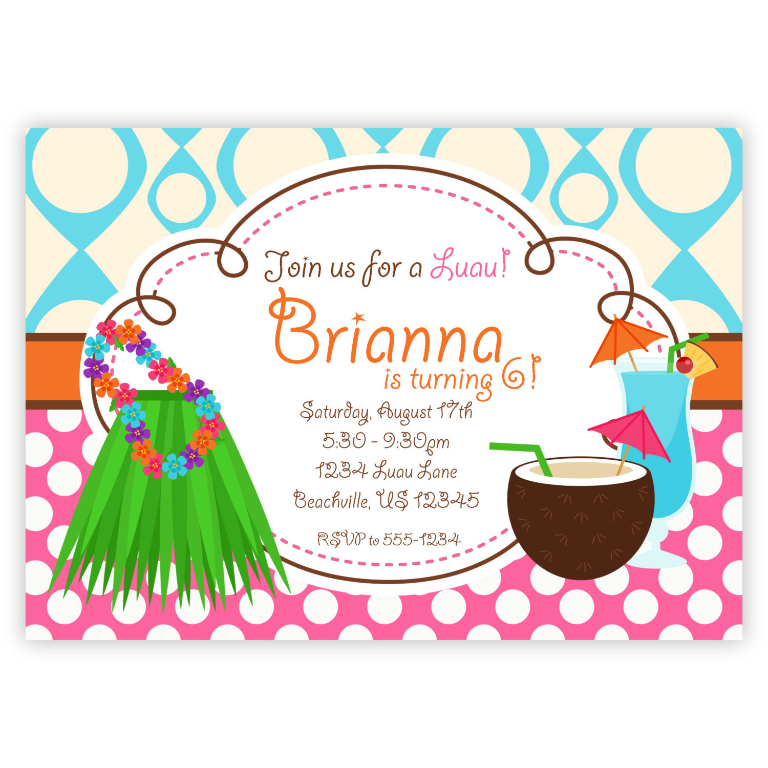 Party Invitation Free is luxury invitations example