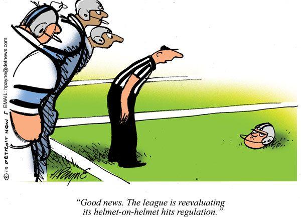 Funny Football Cartoons - ClipArt Best