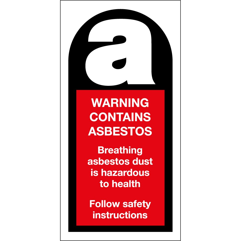 Asbestos Warning Signs - ClipArt Best