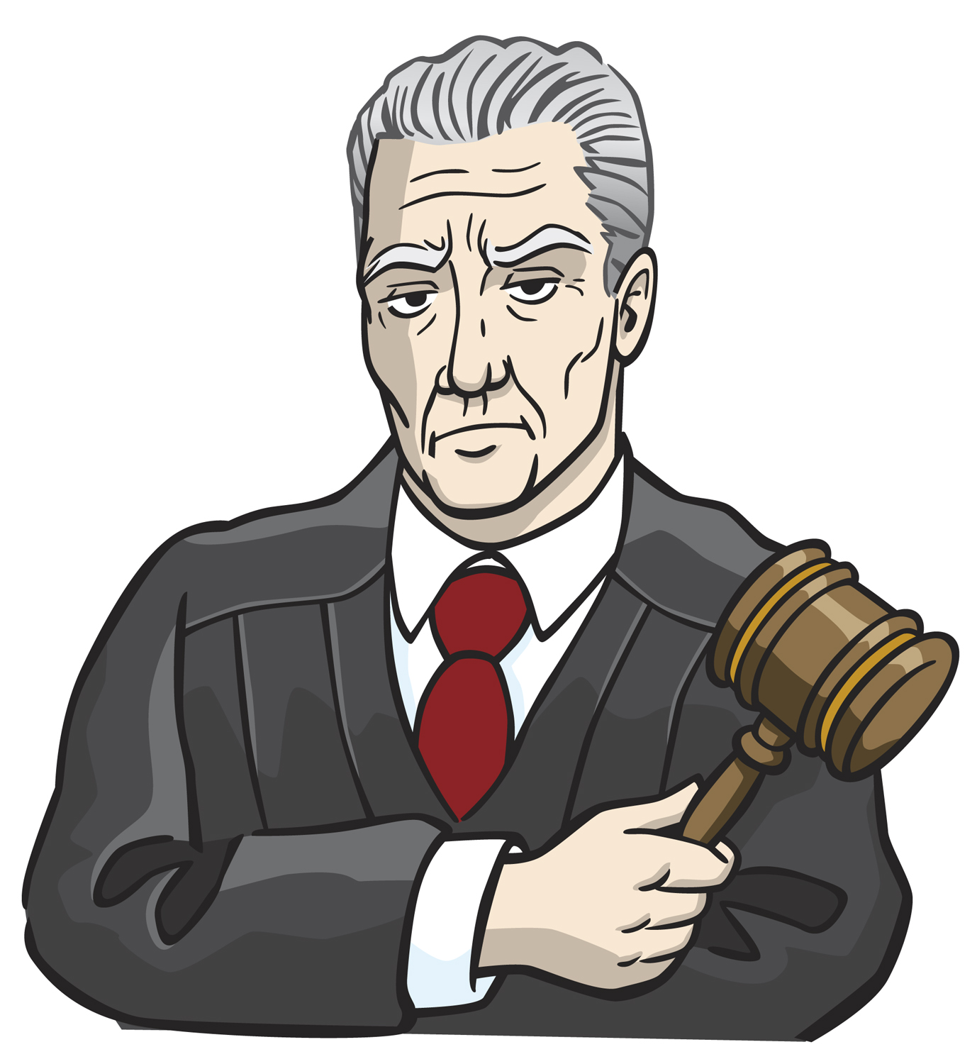 clipart of judge - photo #32