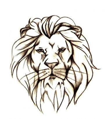 Lion Head Outline Clipart Best Lion head logo clip art. clipartbest