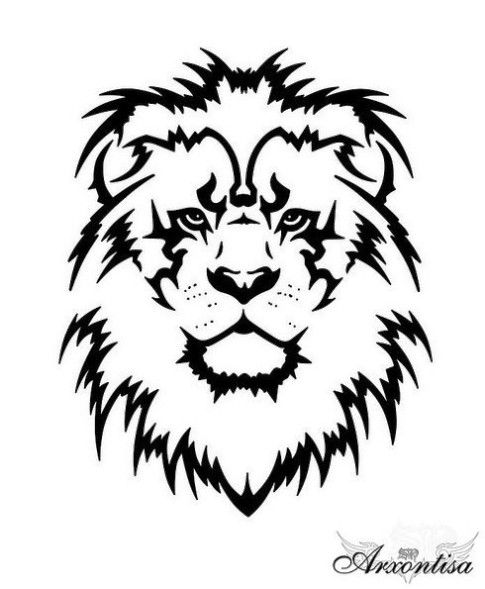 1000+ images about Lion Images, Sketches and Art