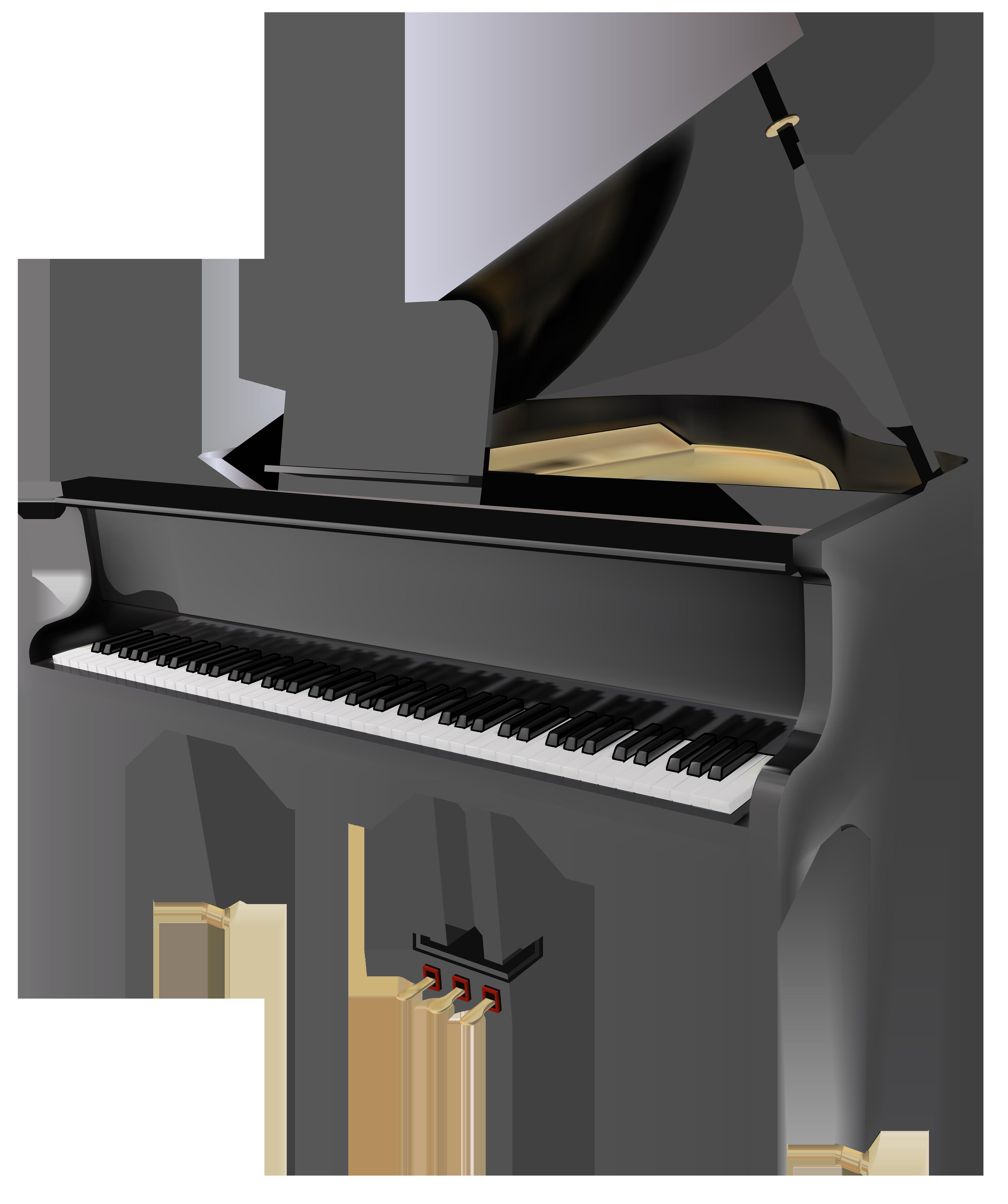 Grand Piano Cartoon Clipart Best