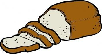 Clip Art Loaf Of Bread Clipart loaf of bread clipart best bread