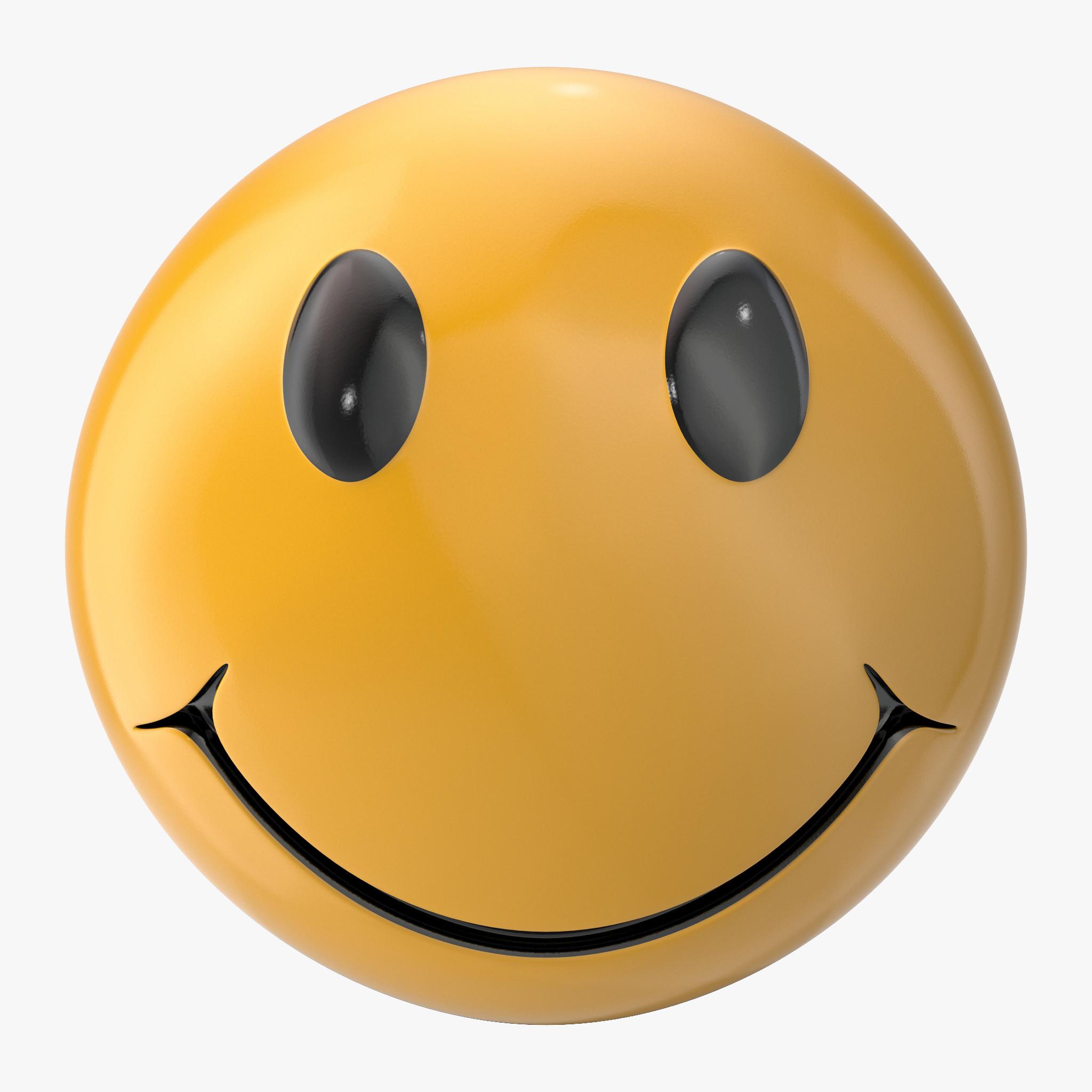 3d Smiley Faces - ClipArt Best