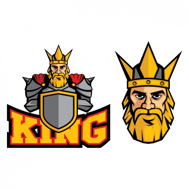 Kings Logo Vectors, Photos and PSD files | Free Download