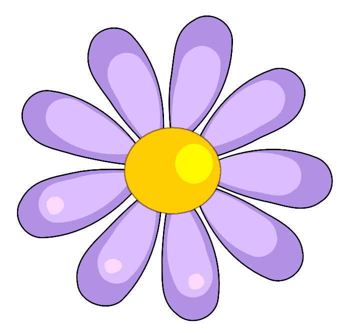 Free Clipart Easter Flowers - ClipArt Best