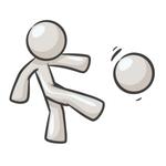 Kickball Clip Art - ClipArt Best
