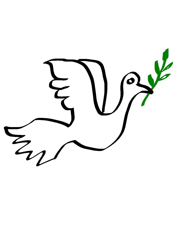 Confirmation Symbols Dove - ClipArt Best