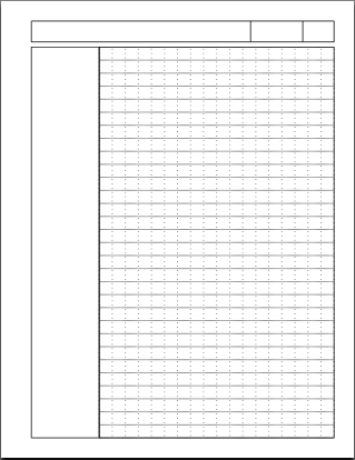 Microsoft Word Notebook Paper Template. Notepad Template Word ...