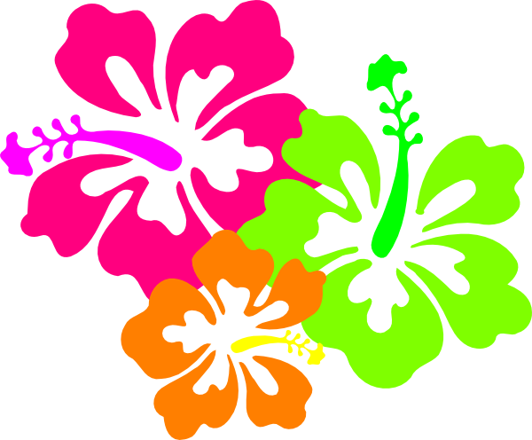 free clip art hawaiian christmas - photo #5