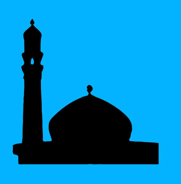 Masjid clip art - vector clip art online, royalty free & public domain
