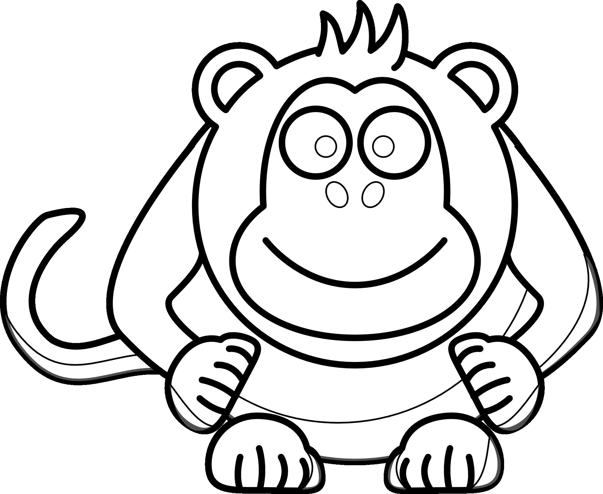 Monkey Clip Art Images - ClipArt Best